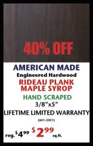 AM Maple Syrop