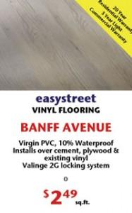 Vinyl Banff Ave