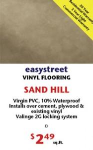 Vinyl Sand Hill