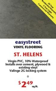 Vinyl St Helens