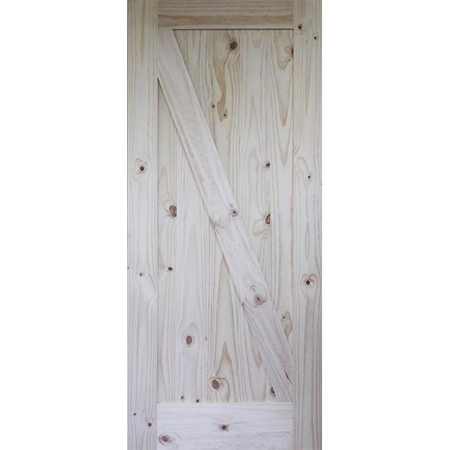 Pine Barn Door