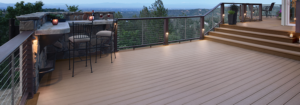 Timbertech 174 Comosite Decking Timbertown Buildin Centre Ltd