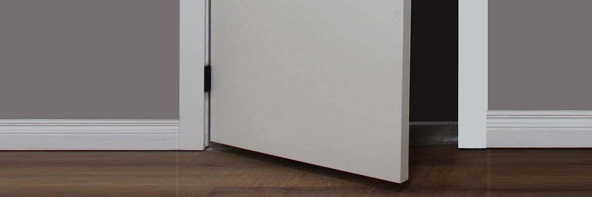 Flush Door BAnner