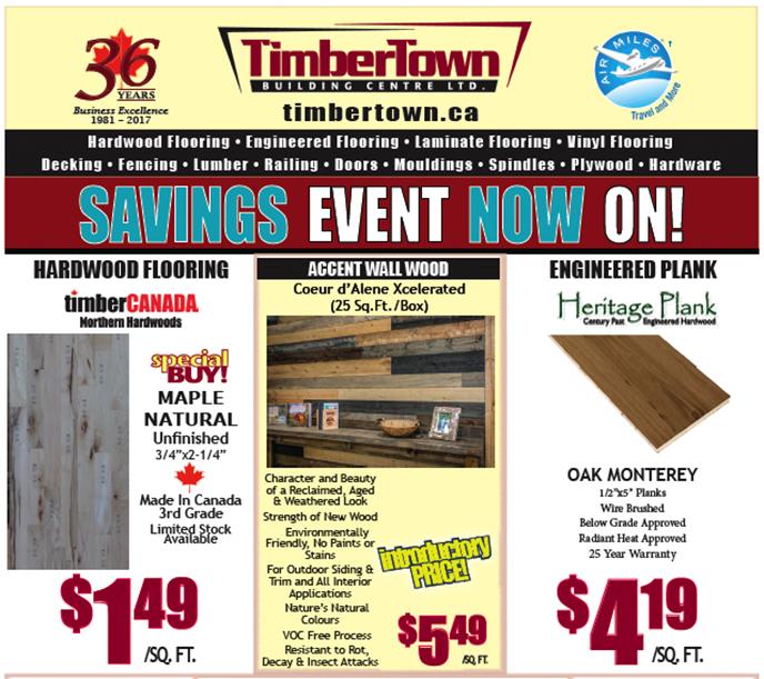 Timbertown Building Centre Alberta S Local Building