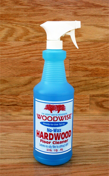 Woodwise Cleaner Spray Timbertown
